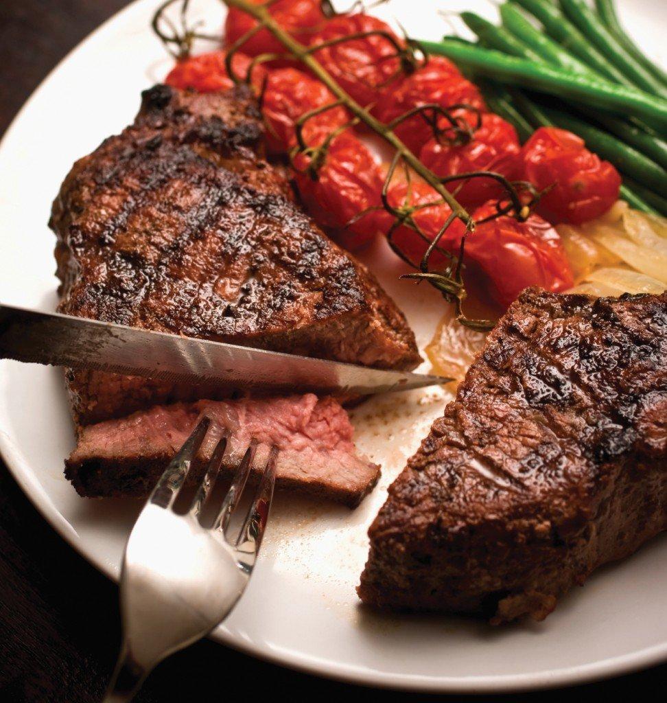 Бараниенбаум – мясо со вкусом! Купить мясо для стейков из ...