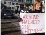 На акции протеста против форума националистов в Петербурге задержали 10 человек