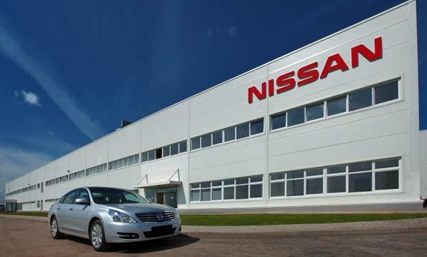 На петербургском заводе Nissan уволят 500 сотрудников