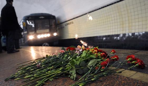 Адмиралтейский район вспоминает жертв теракта в метро