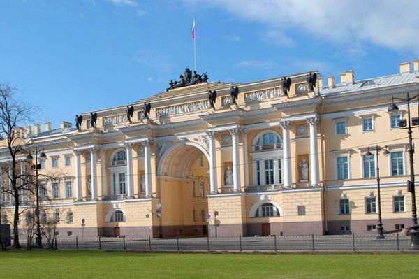 Программа юбилейных мероприятий к 315-летию Петербурга