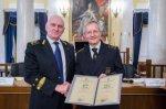 Немецкий учёный стал почётным доктором Горного университета