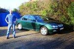 В Петербурге автомобиль британского блогера отвезли на штрафстоянку