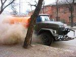 В Петербурге ожидаются пылевые бури