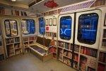 В петербургской подземке появился поезд-библиотека