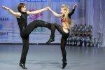 В Петербурге состоялся турнир по акробатическому рок-н-роллу