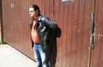 Петербургский активист приковал себя наручниками к воротам