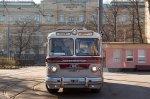 Автобусному сообщению между Петербургом и Таллинном – 60 лет