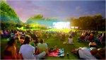 На Дворцовой площади развернётся кинотеатр под открытым небом
