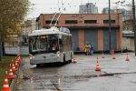 В Петербурге выберут лучшего водителя троллейбуса