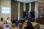 Экс-директор Института международного публичного права Рейнского университета прочёл в «Горном» курс лекций