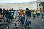 Велопарад в Петербурге собрал свыше 5 тысяч человек