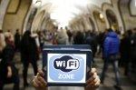 Бесплатный Wi-Fi в петербургском метро появится через год