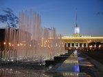 Фонтан на площади Ленина заработает 16 июля
