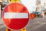 На петербургских улицах ограничат движение транспорта