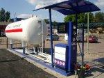 23 газовых заправки построят в Петербурге и Ленобласти