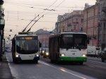 К ЧМ-2018 Петербург обновит автобусный парк