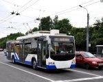 Петербургские троллейбусы начали оснащать бесплатным Wi-Fi