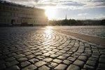 За лето с Дворцовой площади исчезло 2 тысячи камней брусчатки