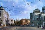 На Театральной площади ограничат движение транспорта