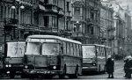В Петропавловской крепости откроется выставка ретро-автобусов