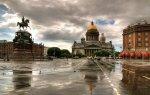 Это лето в Петербурге стало самым дождливым в истории
