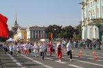 В «Кроссе Нации» участие примут более 20 тысяч петербуржцев