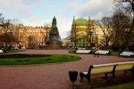 Назван самый уютный сад Петербурга
