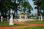 Завтра в Летнем саду пройдёт праздник закрытия фонтанов и сбора урожая