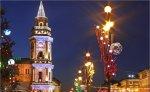 К новогодним праздникам Петербург украсят за 300 миллионов рублей
