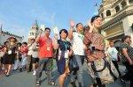 В Петербурге станет меньше китайских туристов