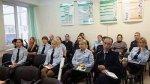 В НИИ скорой помощи имени И.И. Джанелидзе проведено учебно-практическое занятие с сотрудниками подразделений по делам несовершеннолетних Северо-Западного транспортного узла.