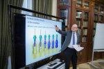 В Горном университете завершился цикл лекций профессора из Германии