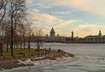 Весна придет в Петербург на следующей неделе